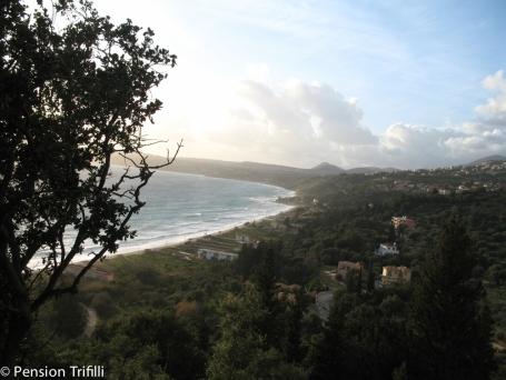 Bucht von Lourdata 3