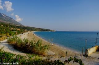 Bucht von Lourdata 2