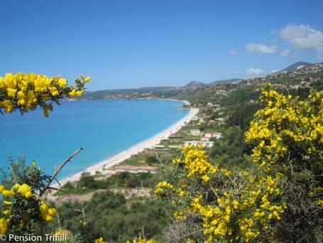 Bucht von Lourdata   Lourdas Bay